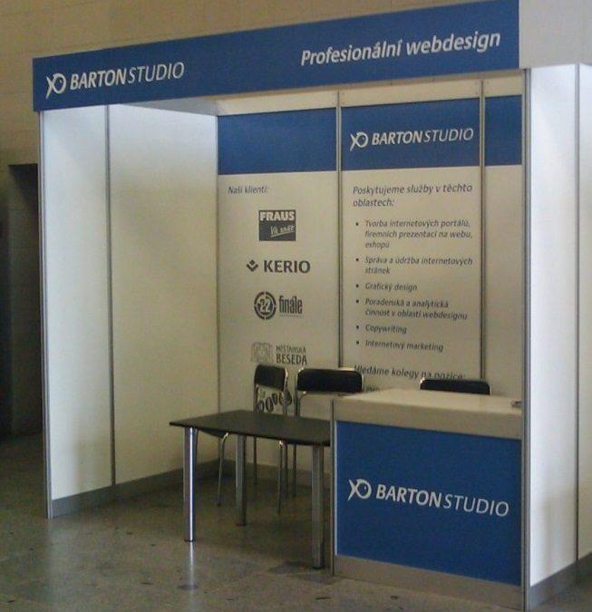 BARTON STUDIO na Veletrhu pracovních příležitostí