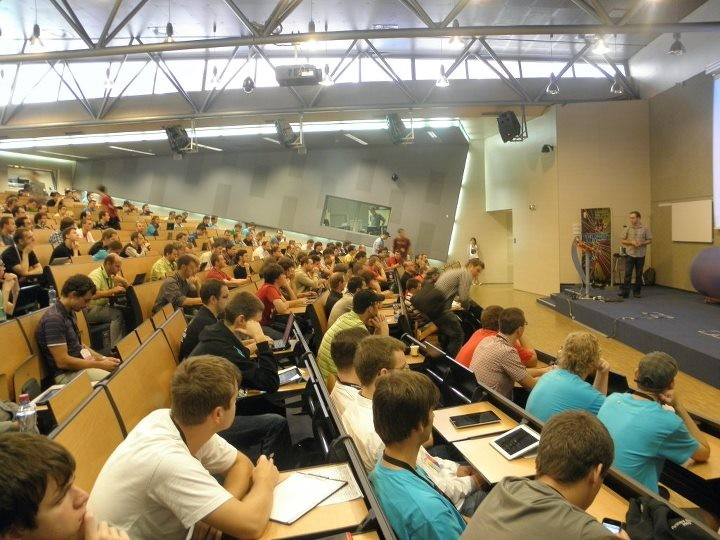 Efektivní web a WebExpo Prague 2011