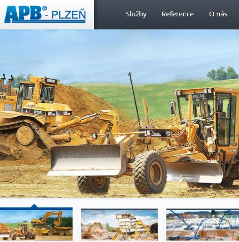 APB-Plzen.cz – nový web