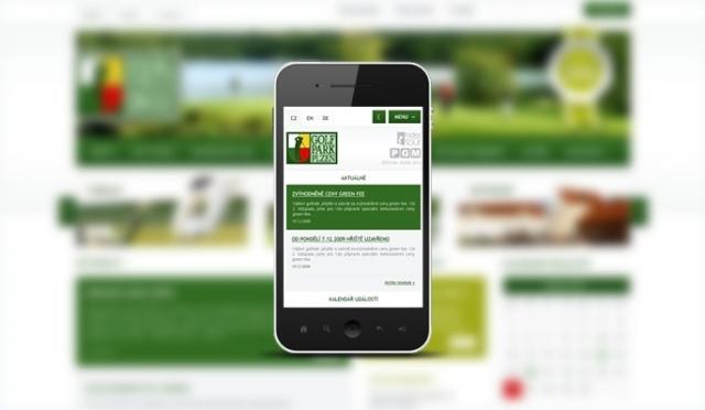 Golfplzen.cz – nová sezóna s mobilní verzí webu