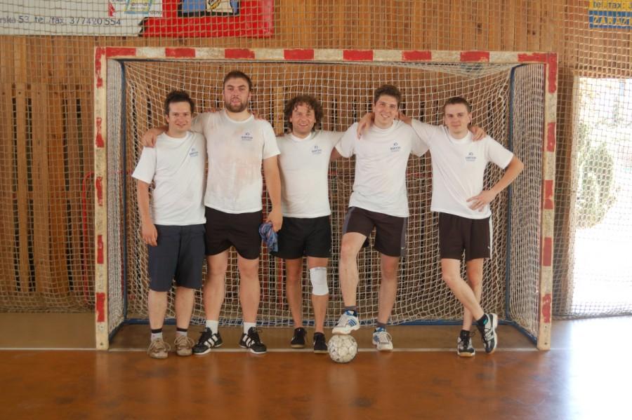 Futsalový turnaj IT firem