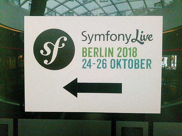 Byli jsme na SymfonyLive Berlin 2018!