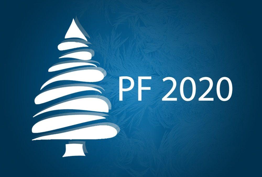 PF 2020 a náš rok 2019